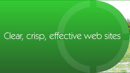 Clear, Crisp, Effective Websites